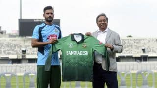 Bangladesh forced to change World Cup 2019 jersey after fan backlash