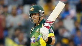 Australia beat India by 4 wickets in 2nd ODI of tri-series at Melbourne