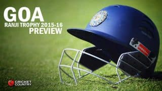 Ranji Trophy 2015-16: Goa squad and team preview