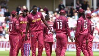 SL vs WI: वेस्टइंडीज ने टॉस जीतकर श्रीलंका को पहले बल्लेबाजी के लिए बुलाया