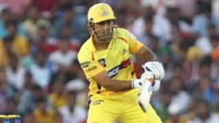 आईपीएल 2018: चेन्नई सुपर किंग्स के लिए ऊपरी क्रम में बल्लेबाजी करेंगे महेंद्र सिंह धोनी