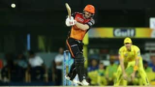 Latest updates, CSK vs SRH: Sunrisers 138/2 at second strategic time-out