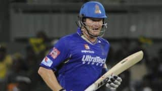 Where do Rajasthan Royals stand at end of Day 1?