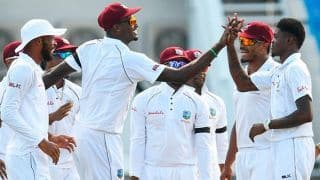 We'll definitely see more improvement as we go up, says Jason Holder