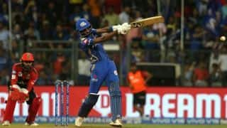 IPL 2019, MI vs RCB: Hardik Pandya blitz hands Royal Challengers Bangalore their seventh loss