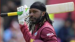 WI vs AFG: Chris Gayle first statement after last world cup match
