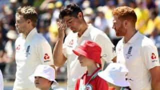 The Ashes 2017-18: Joe Root backs struggling Alastair Cook, Stuart Broad
