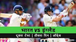 लॉर्ड्स टेस्ट: वोक्स का नाबाद शतक, इंग्लैंड को 250 रन की बढ़त