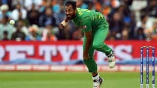 Cricket World Cup 2019: Wahab Riaz confident of living up to expectations at World Cup