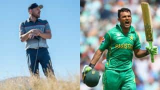 ICC Champions Trophy 2017: Brendon McCullum the inspiration behind rise of Fakhar Zaman
