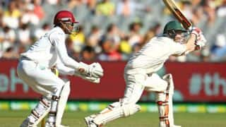 Steven Smith remains unbeaten as Australia finish with 459-run lead on Day 3 of 2nd Test vs West Indies at Melbourne