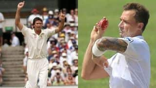 McGrath, Steyn better bowlers than me: James Anderson