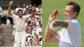 McGrath, Steyn better bowlers than me: James Anderson