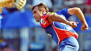 Delhi Daredevils bowl out Mumbai Indians for 173 in IPL 2014