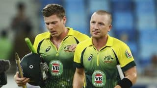 Haddin backs decision to drop James Faulkner from Australia's Champions Trophy squad