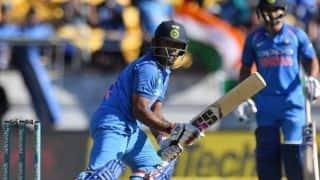 Ambati Rayudu will go to the World Cup: Sourav Ganguly