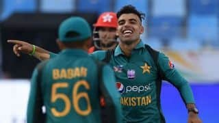 In pics: Pakistan vs Hong Kong, Asia Cup 2018, Match 2