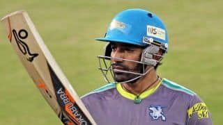 Uthappa: Hoping for an India call-up by performing well