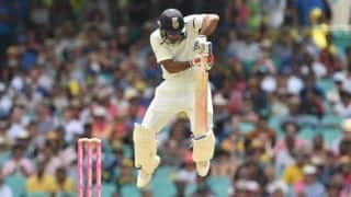 4th Test: India 69/1 at lunch on day one at the SCG