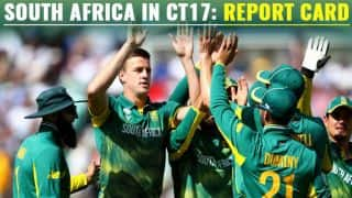 CT 2017, SA review and marks out of 10: Big-match hoodoo crush Proteas again