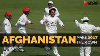 Afghanistan in 2017: Rashid Khan's arrival, Mohammad Shahzad's unceremonious exit and the coveted Test status