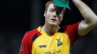 Martin Guptill returns home from CPL 2017 due to personal reasons