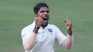 India v West Indies, 2nd Test: Umesh Yadav stars as India complete 2-0 whitewash