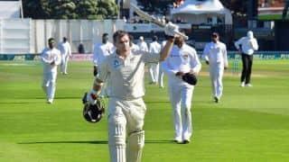 1st Test: Sri Lanka slump to 20/3 after Tom Latham's 264*