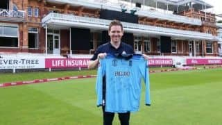 It's a big commitment, says Eoin Morgan as back problem tempers desire to play 2020 T20 World Cup