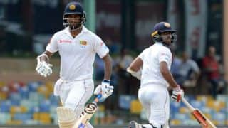 India vs Sri Lanka, 2nd Test, Day 3 highlights: Dimuth Karunaratne, Kusal Mendis' defiance and other moments