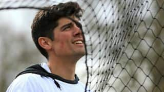Alastair Cook to miss opening County Championship match due to injury