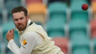 Pakistan A vs Australia: Jon Holland takes five wickets in draw