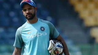 Pat Cummins will have the hold on Shikhar Dhawan during India series: Matthew Hayden