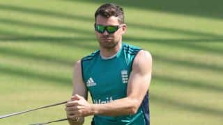 James Anderson hopeful of injury-free summer ahead of Ashes 2017-18