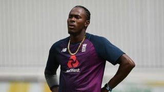 Elbow Injury Rules Jofra Archer Out From T20I Series Against South Africa