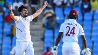 Don't want to think about entering 100 Test milestone: Ishant Sharma