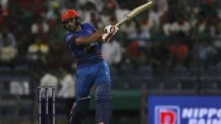 ऑस्ट्रेलिया के खिलाफ मैच में घबराएगा नहीं अफगानिस्तान: गुलबदीन नायब