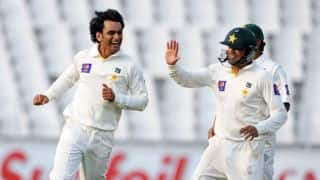 Pakistan vs Australia 2014: Mohammad Hafeez says he's confident about bowling action