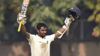 Duleep Trophy 2019: Abhimanyu Easwaran hits century as India Red in strong position against India Green