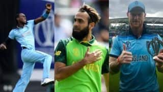 Cricket World Cup 2019, Talking points: Archer-Stokes show and the Tahir twist