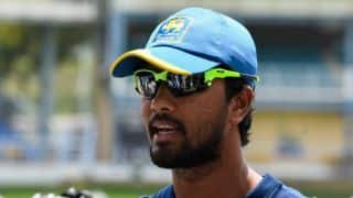 Dinesh Chandimal replaces Angelo Mathews as Sri Lanka ODI captain