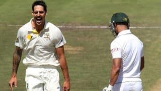 Australia dismiss hosts for 287; take 207-run lead