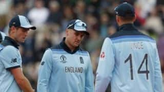 Cricket World Cup 2019: Hamstring tear rules Jason Roy out of England's next two games