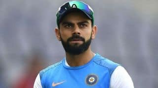 Virat Kohli will not think twice to 'reciprocate' if Australia begin to sledge