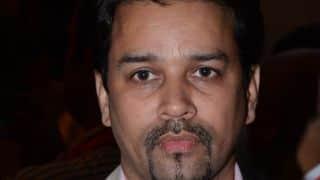Anurag Thakur: BCCI could be forced to shift NCA outside Karnataka