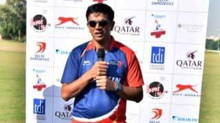 Rahul Dravid inaugurates Daredevils Corporate T20 Cup
