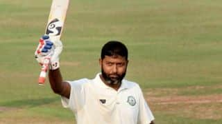 BCB appoints Wasim Jaffer as batting consultant for academy