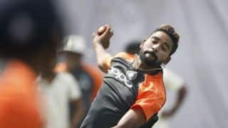 Mohammed Siraj records 2nd most expensive figures by an Indian bowler on ODI debut