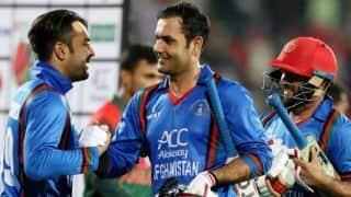 Rashid Khan guides Afghanistan to historic series win against Bangladesh