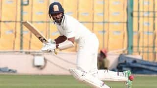 VIDEO: Centurion Cheteshwar Pujara booed for not 'walking'